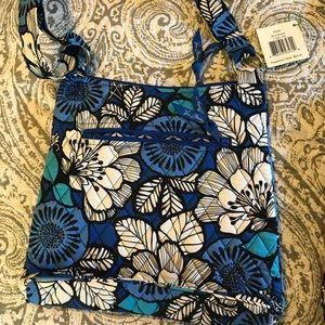 Vera Bradley hipster Blue bayou New